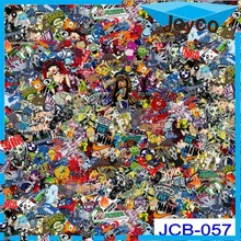 JEYCO VINYL Hot selling bomb sticker 3m vinyl sticker printing for car wrap custom design