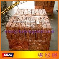 copper scrap russia/Copper millberry 99.9%/In stock