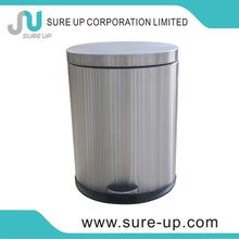 Cute corrugated plastic recycle bin(DSUD)