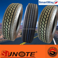 wholesale tire used in georgia, SUNOTE tire wholesale price 11r22.5 16 ply tires