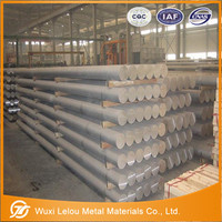 6082 T6 aluminum rod extruded aluminum alloy bars
