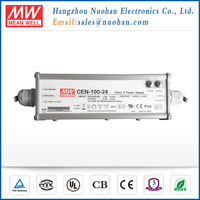 Meanwell 100W 24V Single Output LED Power Supply 100w led driver 24v with pfc