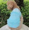 Factory Direct Sale Cheap Pet Clothes,Pet Summer Cute Dress,Pink Dog Cotton Dress
