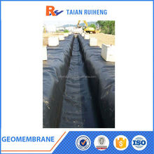 1.0mm best quality ASTM HDPE geomembrane