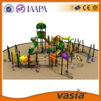 Kids theme park outdoor playground equipment items
