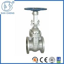 Hot selling cheap custom butt weld gate valve