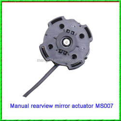 Factory sales directly use for Korean car MS007 electric rearview mirror actuator