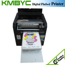 Low price digital t shirt printing machine for textile fabric printing design