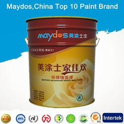 exterior walls stain resistance elastic external emulsion paint coating