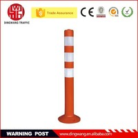 2015 New Popular Flexible Removable Multicolour Fold Down Bollards