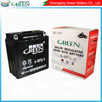 SLA Lead Acid motorcycle Battery with 12V 10AH
