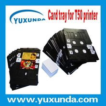 lowest price PVC ID card Tray for Epson and Canon printer
