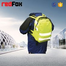 Useful high visibility backpack bag student for school bag