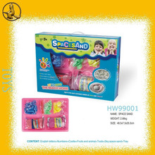 Educational Toys Magic Modeling Color Sand Space Alive Beach Sand