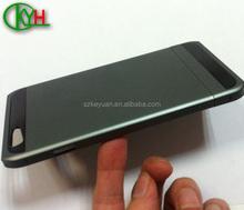 OEM cnc machined anodized aluminium parts for phone case