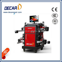 Automobile used bluetooth manual wheel alignment for workshop CE