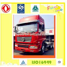 Dongfeng 6x4 camión tractor, LHD eq4251 , 60 toneladas , camiones de remolque 375hp