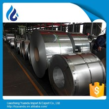 Alibaba Made In China Z275 Hot Dip Galvanized Steel Coil Manufacture