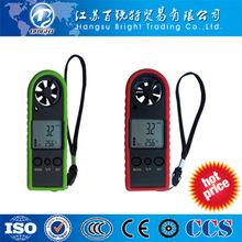 Mini portátil de viento anemómetro con precio favorable( ht- 383) digital digital anemómetro veleta