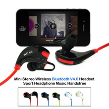 New wireless stereo bluetooth headset, Sport V4.1 bluetooth headset for LG iPhone 6 Plus Samsung