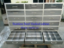 Factory Direct Sales Hospital Stainless Steel Medical cabinet
