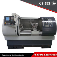Heavy Duty CNC Horizontal Long Bed Turning Machine Lathes CNC CK6150A
