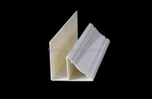 Haining oumeijia building materials false ceiling good pvc panel and pvc corner