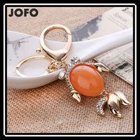 2015 Goldfish Lovely Double Plating High Quality Fashion key Ring Key Chain Wholesale