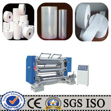 Non woven and film QFJ-V1100 Computer Control vertical Slitting and rewinding Machine