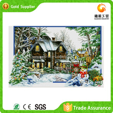 Wholesale Durable 3D Diy Acrylic Painting By Numbers On Canvas Sets
