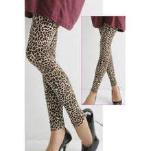 New Sexy Leggins Leopardo Leggings For Women Stretch Pants