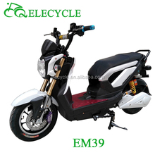 EM39 60V 2000W brushless motor 70km range electric motorcycle