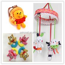 2015 Hot Sale Plush Animal Head hat,Animal Plush Toy ,Plush Animal 2015 new products