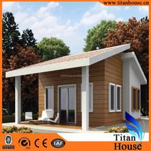 Turkey Standard Eco-friendly Small Prefab Houses