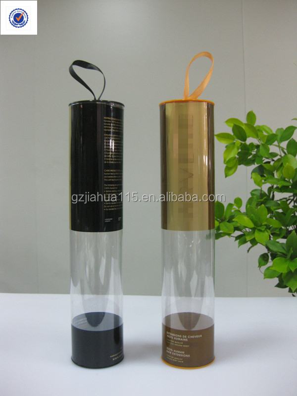 Plastic Tube Packaging For Hair Extensions Plastic Hair Extension