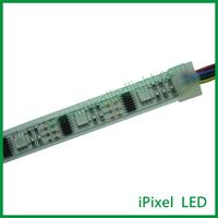 5050 smd rgb led strip ws2801,ws2801 control waterproof 32 pixel led strip