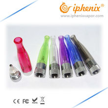 new electrical products 2015 top 10 e cigarette atomizer, plastic tube, bottom refillable atomizer