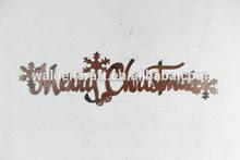2015 caliente de ventas anxi china navidad letra del alfabeto de arte