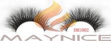 popular style mink eyelashes mink lashes false eyelash extension (DM1002)