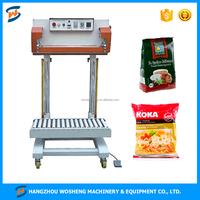 WS Pneumatic Sealer Rice Bag Sealing Machine