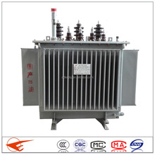 Electric transformer 3 phase 10kv oil immersed transformer Load capability 63kva