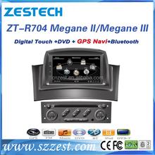 car auto radio player for Renault megane 2 megane 3 car audio system indash radio car dvd cd player mp3 mp4 player gps navi