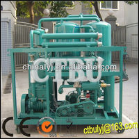Used Transformer Oil Renewing & Recondition Machine
