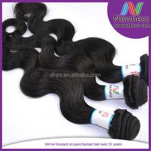 Real double drawn 1 kilogram virgin hair Most popular
