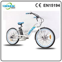 48V 500W longwise girl electric bike