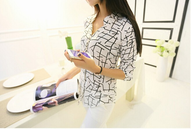 Женские блузки и Рубашки CS4266