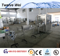 High Quality Economical Automatic Carbonated Water Filling Machine