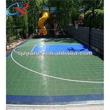 environment-friendly basketball foam floor interlocking