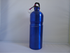 bpa free 750ml customs logo aluminum water bottle