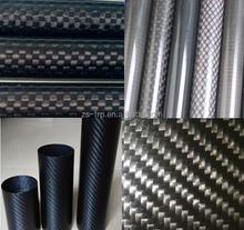 3K Carbon fiber tube , professional manufacturer